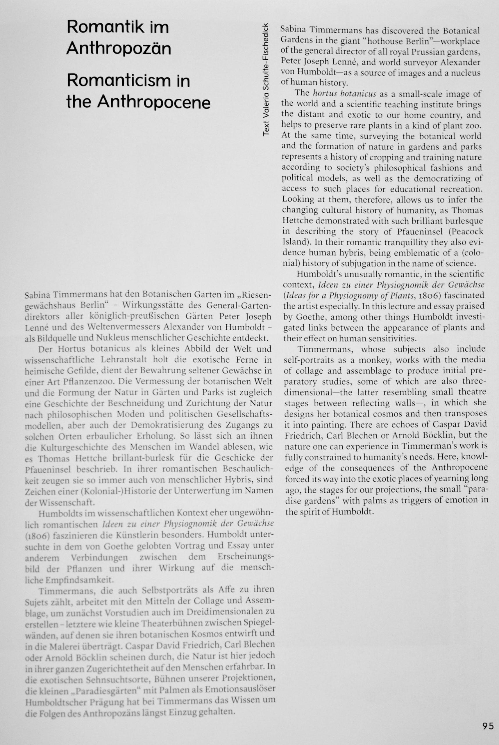 romanticism in the anthropocene by valeria schulte-fischedick